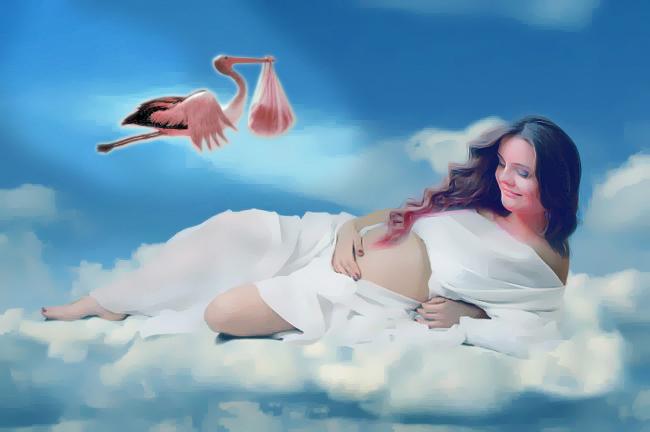 будущем мамам